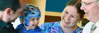 Craniofacial Services at Doernbecher in Portland Oregon