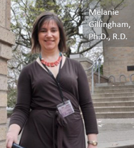 Picture of Melanie Gillingham, Ph.D, R.D.