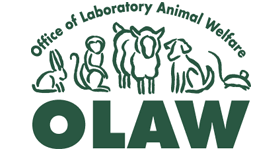 Office of Laboratory Animal Welfare (OLAW) Logo