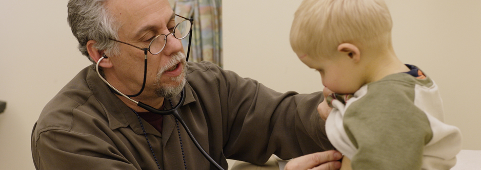 Pediatric cardiology at Doernbecher in Portland, Oregon