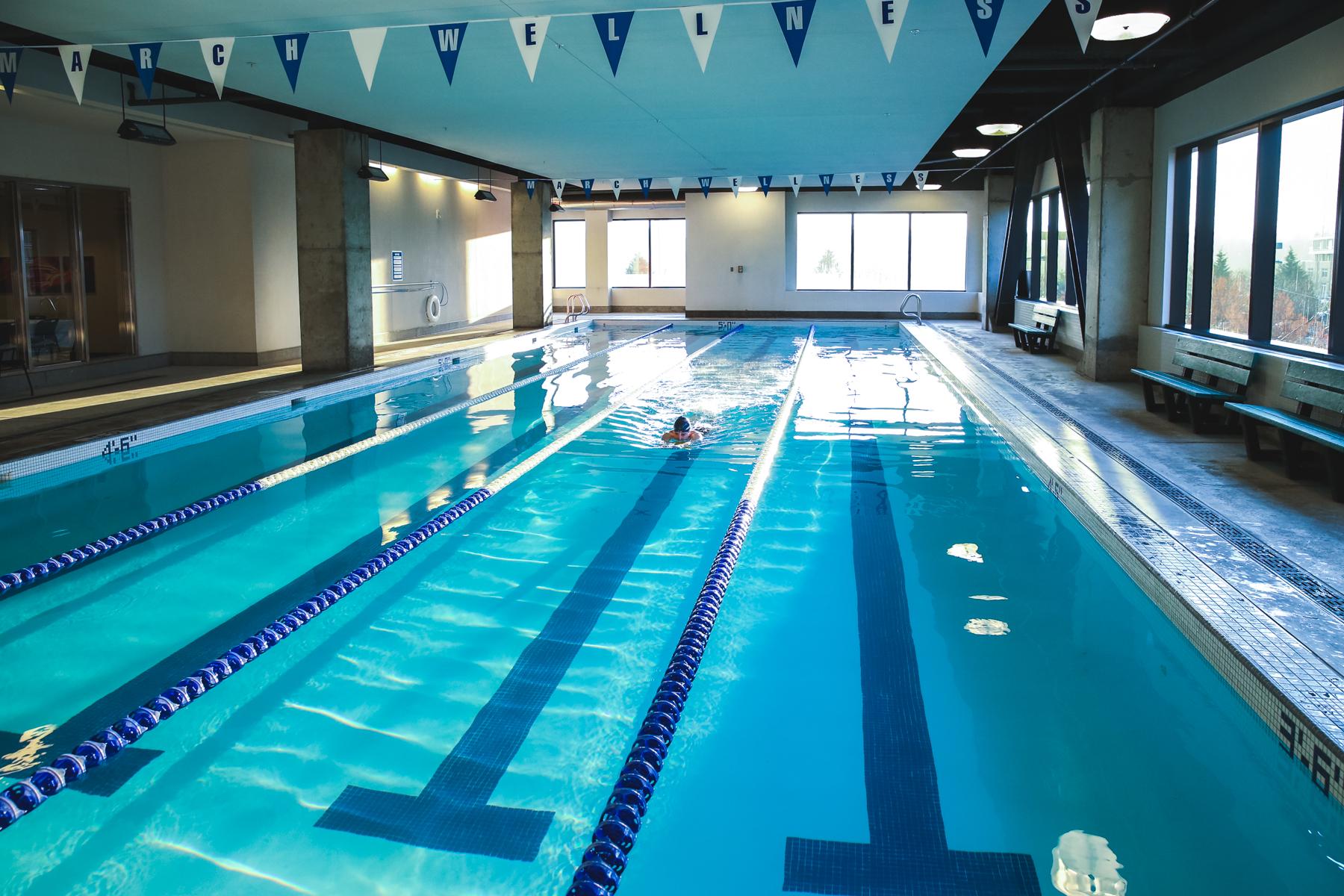 Pool Schedule Ohsu