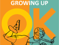 Cover of Growing Up OK guide