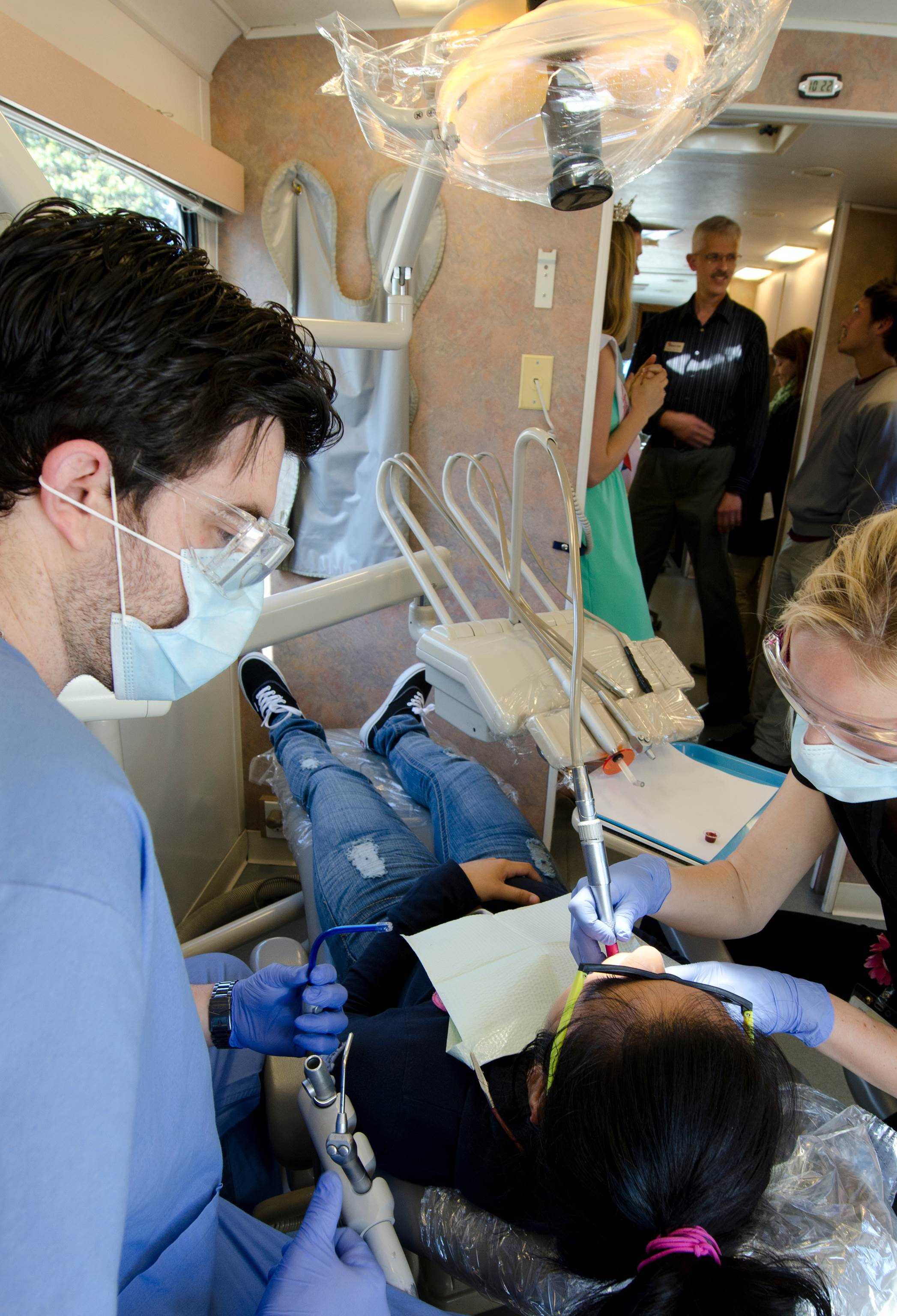 OHSU Dental Students Mobile Clinic