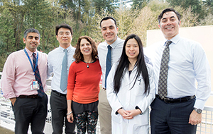 Dr. Newman came from Venezuela to complete retina subspecialty training at Casey