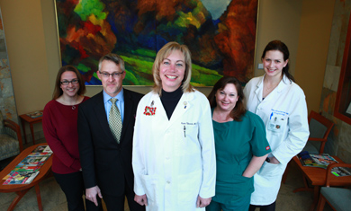 The OHSU Urogynecology team