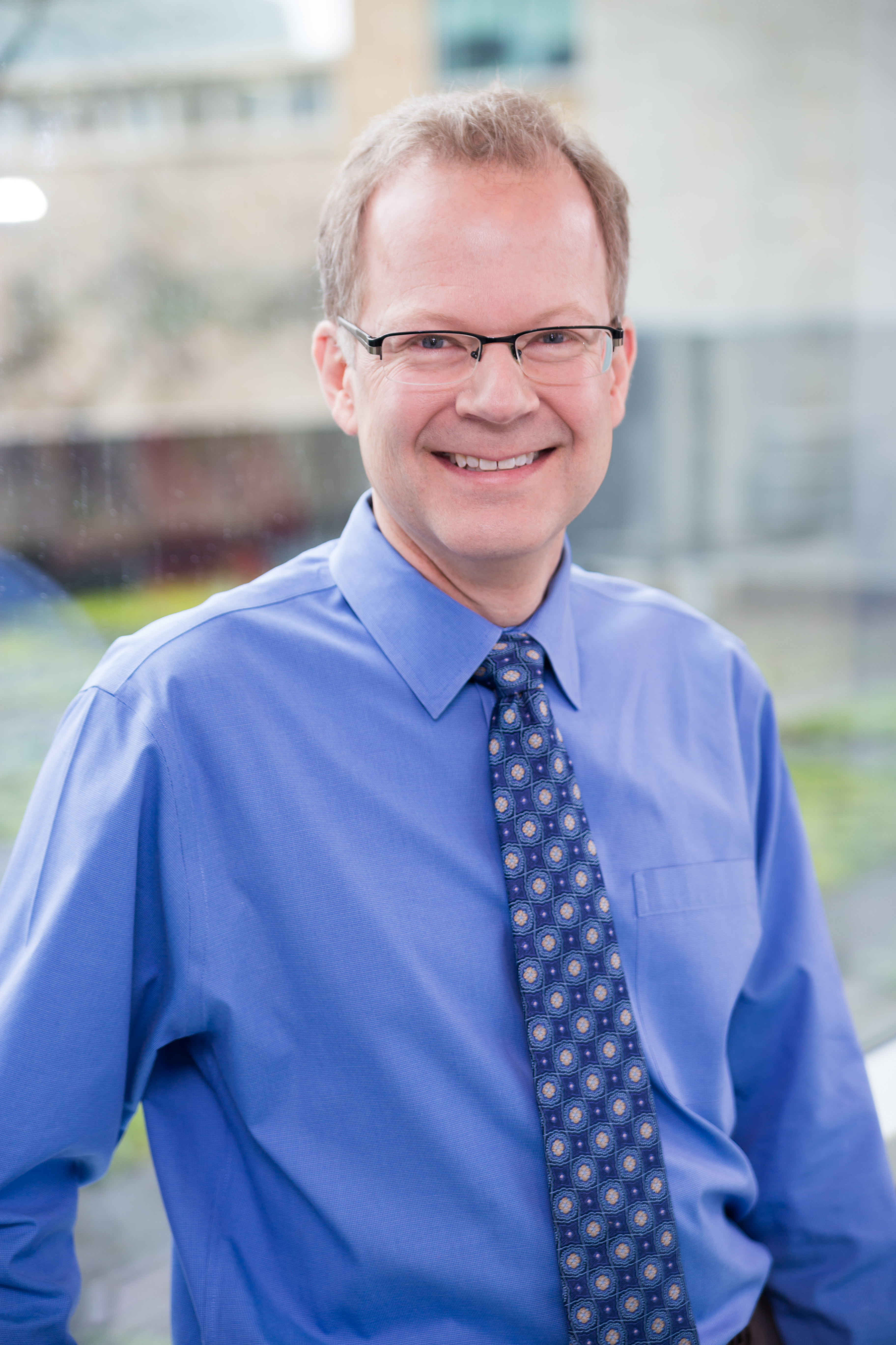 Dr. David Spencer is the director of the OHSU Comprehensive Epilepsy Center.