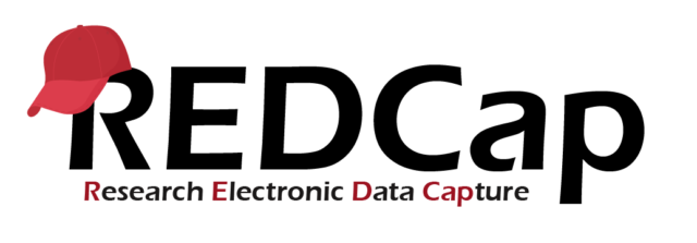Logo for OCTRI's Red Cap program, which is short for Research Electronic Data Capture.