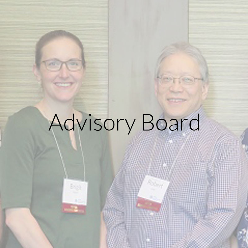 Representing the ORPRN Advisory Board