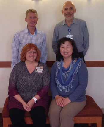 Four OHSU chaplains