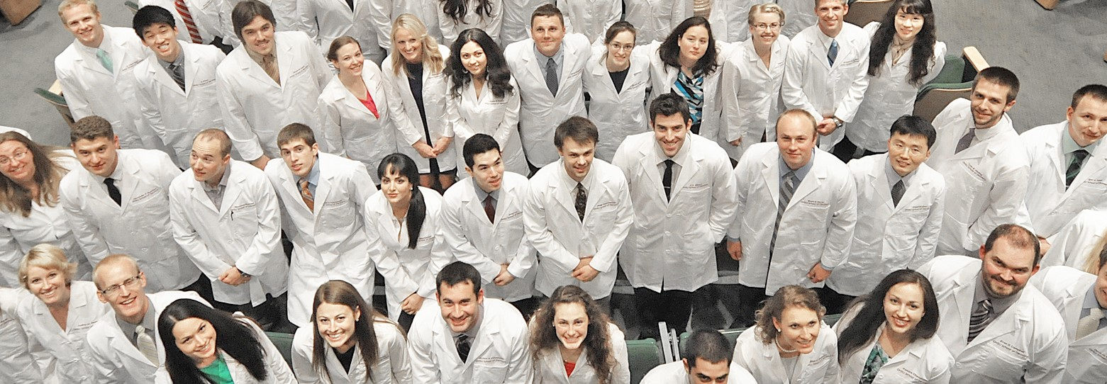 School of Dentistry White Coat