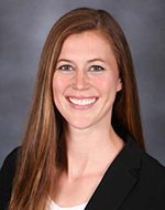 Orthopaedic Surgery resident Dr. Naomi Johnson