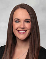 Orthopaedic Surgery resident Dr. Danielle Peterson