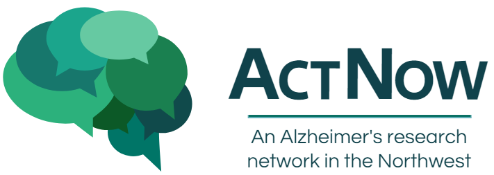 Logo of the ACTNOW research registry