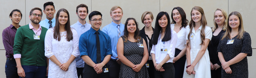 2019 Oregon Institute of Occupational Health Sciences Summer Interns