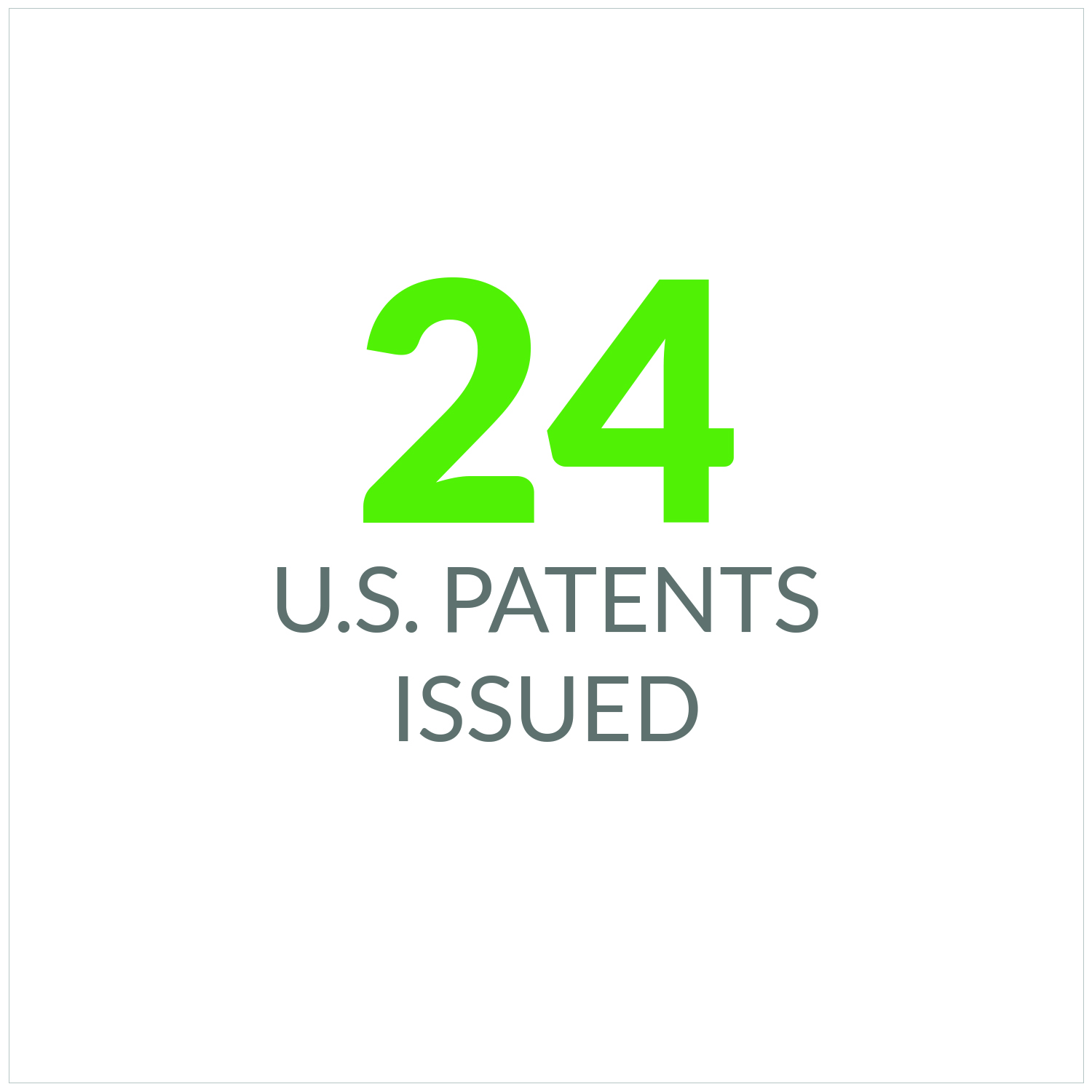 U.S. Patents issued at OHSU in FY2019