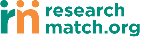 logo for the Research Match website: researchmatch.org