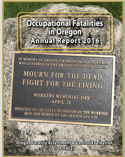 Cover image of the 2016 annual report