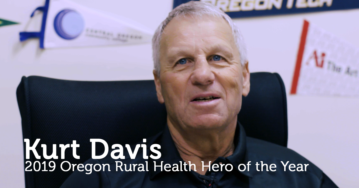 2019 Oregon Rural Health Hero of the Year