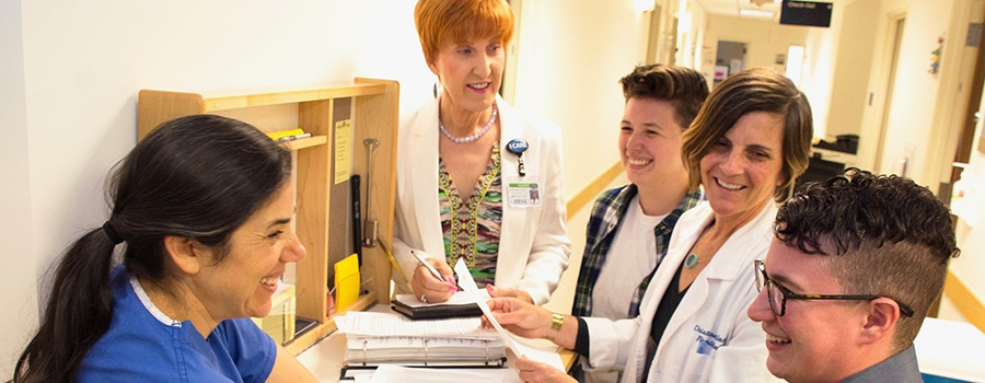 OHSU options for primary care include our Primary Care Clinic at Richmond, in Southeast Portland