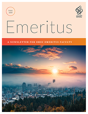 Emeritus Newsletter Fall 2019