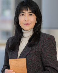 Headshot of Hiroko Dodge, PhD, investigator at ORCATECH