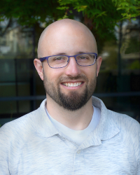 Headshot of Zach Beattie, PhD, Data Director at ORCATECH