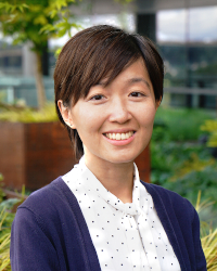 Headshot of Chao Yi, one of ORCATECH's postdoctoral scholars