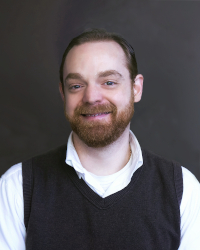 Headshot of Jacob Lindsley, Study Coordinator for ORCATECH's I-CONECT study