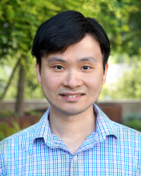 Headshot of Michael AuYeung, one of ORCATECH's Postdoctoral scholars