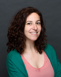 Headshot of Nicole Bouranis, study coordinator with ORCATECH and the Layton Center