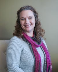 Headshot of Nicole Fleming, lead assessor at ORCATECH