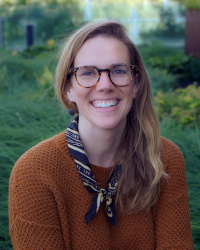 Headshot of Rachel Wall, study coordinator with ORCATECH