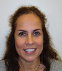 Andrea Lara is a volunteer with the OHSU Knight Cancer Institute's Community Ambassador Program in Washington County.