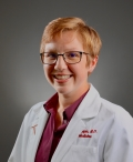 Portrait photo of Becky Purkaple, M.D.
