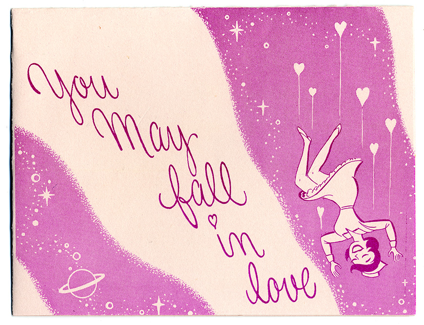 You May Fall in Love, circa 1940. Archival Publications Collection.