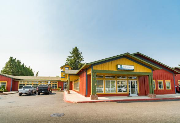 Primary Care Clinic Scappoose building photo