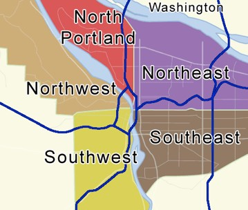 PDX Map