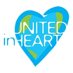 United in Heart Logo