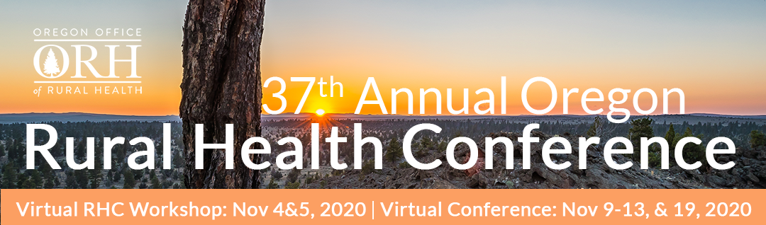 2020 Oregon Rural Health Conference