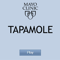 Play the Tap-a-mole game
