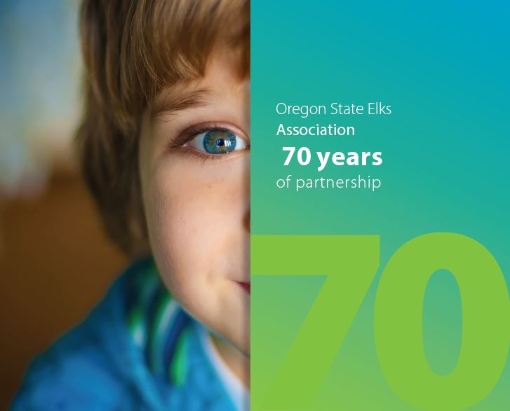 Learn more about the 70 years of partnership with the Oregon Elks and Casey Eye Institute