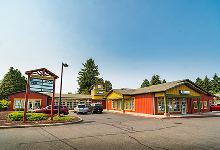 Scappoose Family Medicine Building